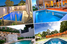 Select from a variety of pool shapes to suit every backyard