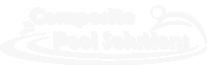 Composite Pool Solutions Pool Builder Logo