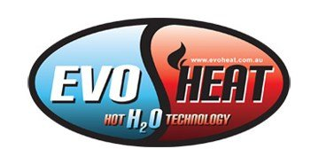 EvoHeat Pool Heating Logo