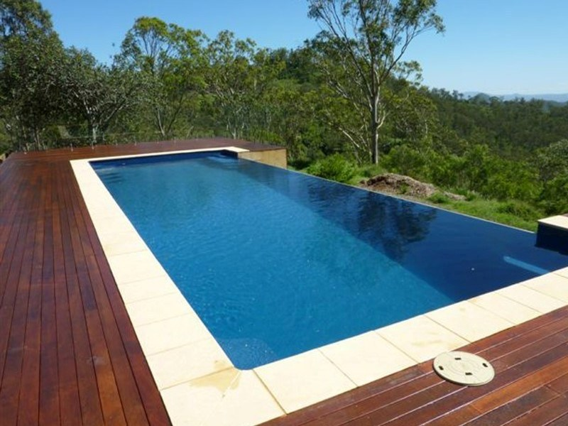 Above Ground Fibreglass Pools - Composite Pool Solutions