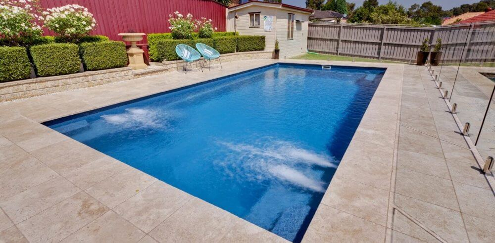 Pool water features are attractive element of your backyard